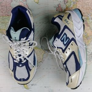 New Balance 766 Trainers Running Shoes Cushion